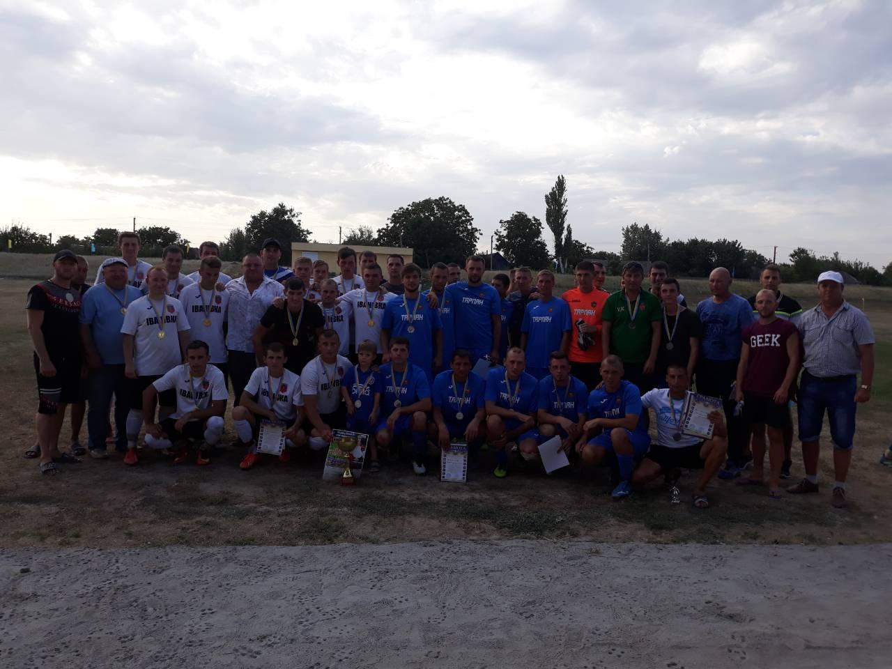 Турнір з футболу пам'яті А. В. Дудки в Нижніх Сірогозах