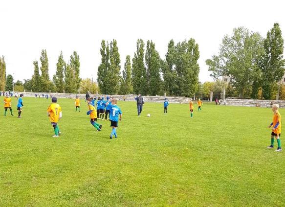 Чемпіонат Херсонської області з футболу серед команд юнаків 2009/2010 р.н. U-10. 5-6 тури