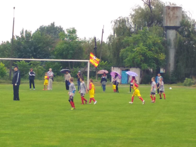 Чемпіонат Херсонської області з футболу серед команд юнаків 2009/2010 р.н. U-10. 3-4 ТУР