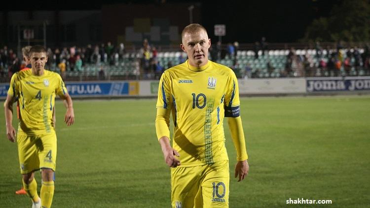 Виктор КОВАЛЕНКО: «В сборной нет деления на клубы»