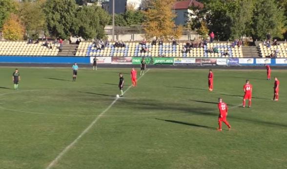 Вторая лига 14 тур: «ЭНЕРГИЯ» — «РЕАЛ ФАРМА» 2:0.