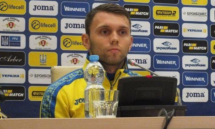 Караваєв: Матч з Шахтарем вже в минулому, зараз потрібно говорити про збірну