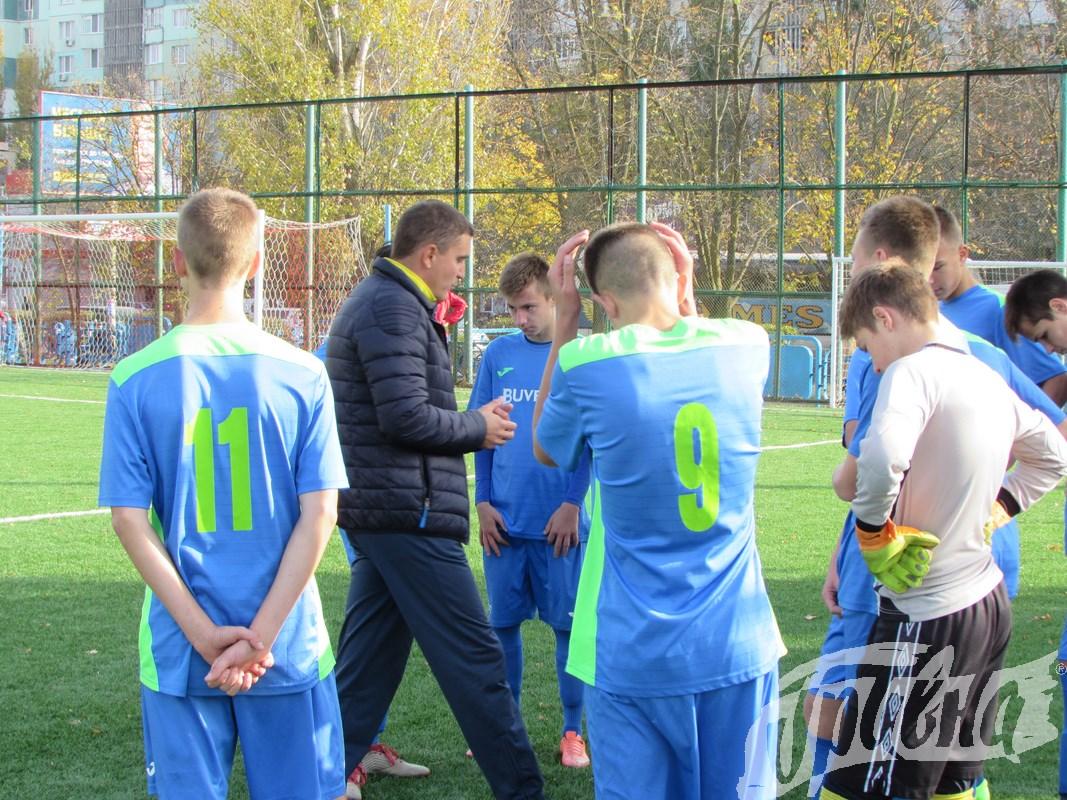 ДЮФЛ України 2018/2019 Перша ліга U17 Група 6.