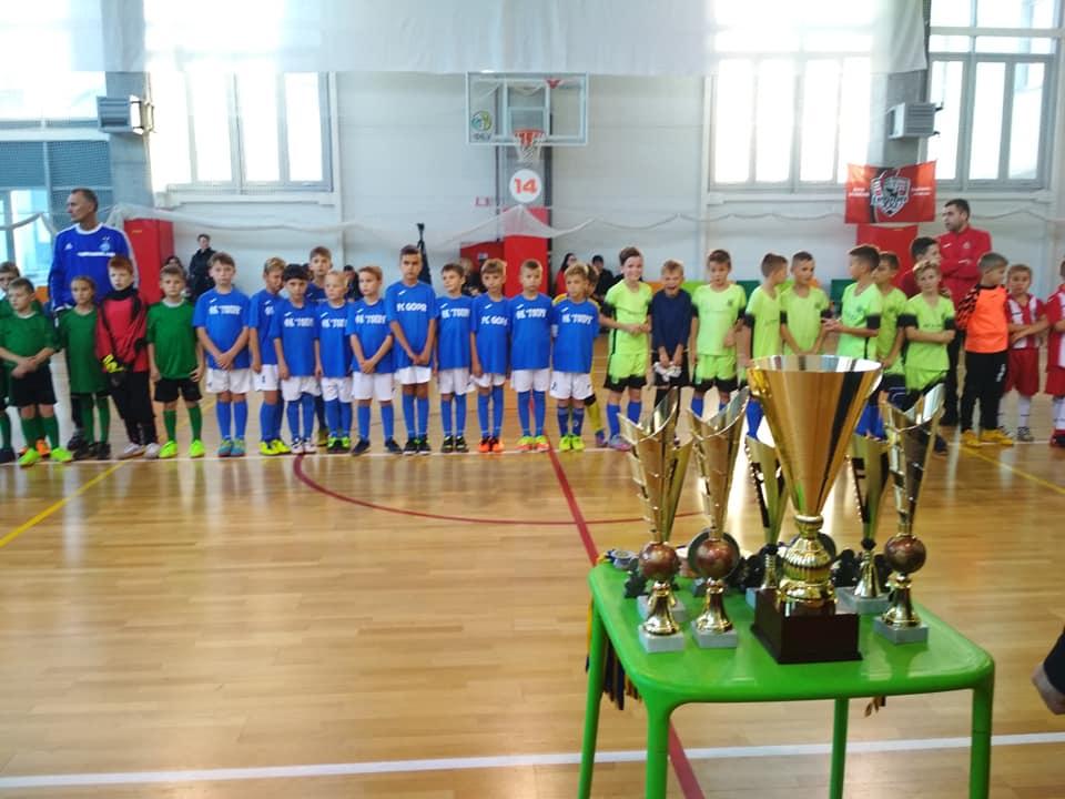 Кубок України з футзалу среди юношеских команд 2009/2010 г.р. (U-10)