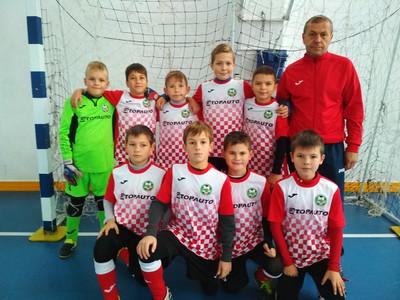 Чемпіонат з футзалу м.Гола Пристань АФХО між командами юнаків 2009/2010 р.н.(U-10)