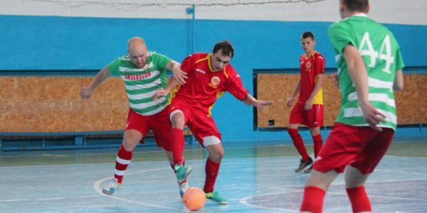 Состоялись матчи 7 тура открытого чемпионата АФХО