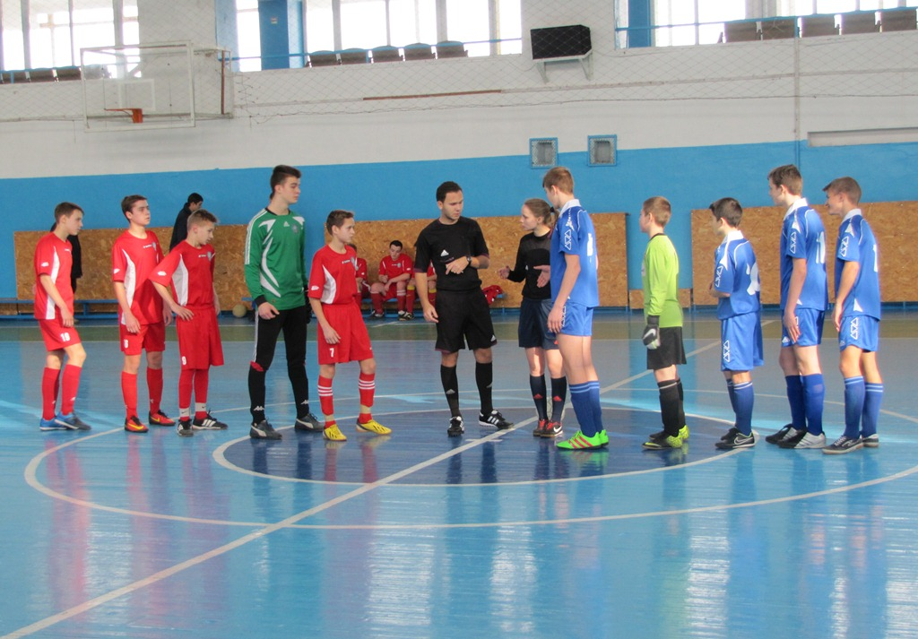 Склад груп I етапу Чемпіонату Херсонської області з футзалу серед юнаків 2003-2004 р.н. (U-16)