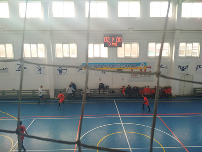 Відкритий чемпіонат з футзалу м.Гола Пристань серед команд юнаків (U-14)