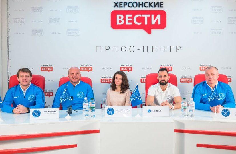 Тренерський штаб «Продексіма» звільнено