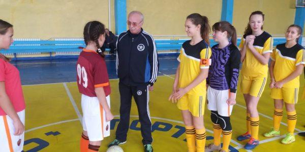 Чемпіонат Херсонської області з футзалу серед дівочих команд U-15