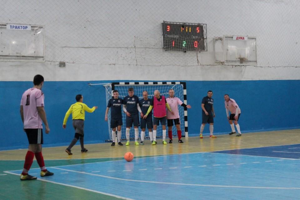 Результаты матчей 4,6,8-9 декабря открытого чемпионата АФХО.