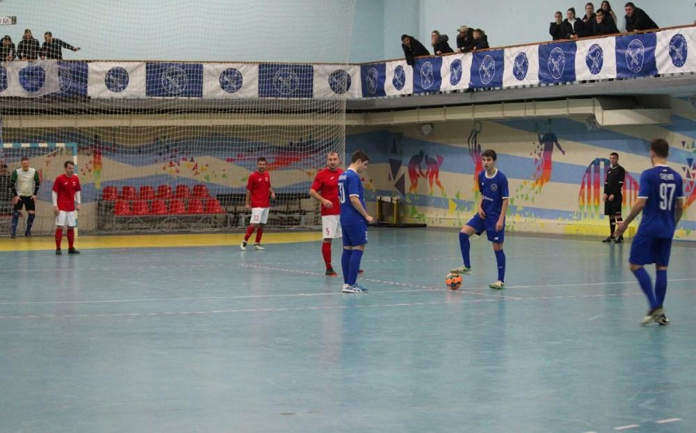 Вторая лига. Продэксим-2 в дебютном матче не оставил шансов WEZOMу