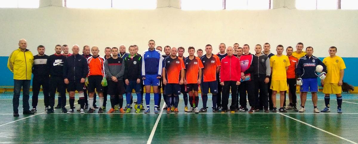 В Каховці в чотирнадцяте відбувся турнір з футзалу пам'яті Анатолія Козловського
