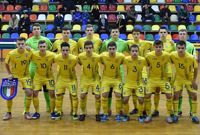 Три игрока Продэксима-2 вызваны в юношескую сборную Украины