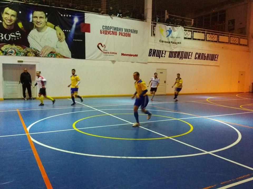 Відкритий чемпіонату з футзалу м.Гола Пристань серед команд аматорів асоціації футзалу Херсонської області