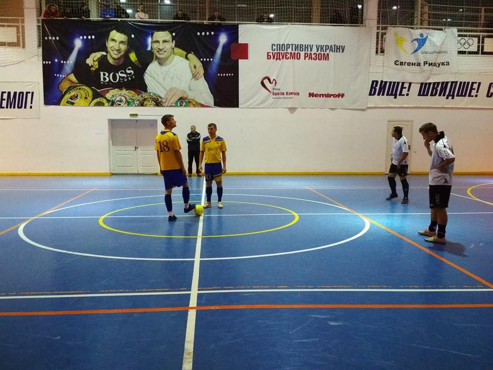 Відкритий чемпіонат з футзалу серед команд аматорів асоціації футзалу Херсонської області