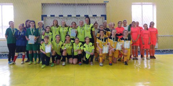 Чемпіонат Херсонської Чемпіонат Херсонської області  з футзалу серед команд дівчат WU-17