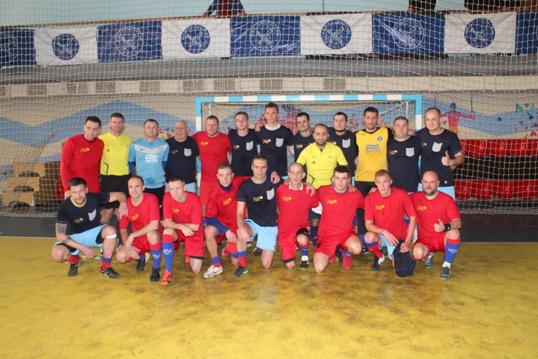 Матч звёзд херсонского футбола