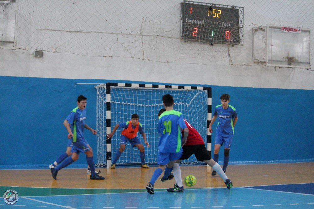 Кубок України (U-17). Результати другого ігрового дня