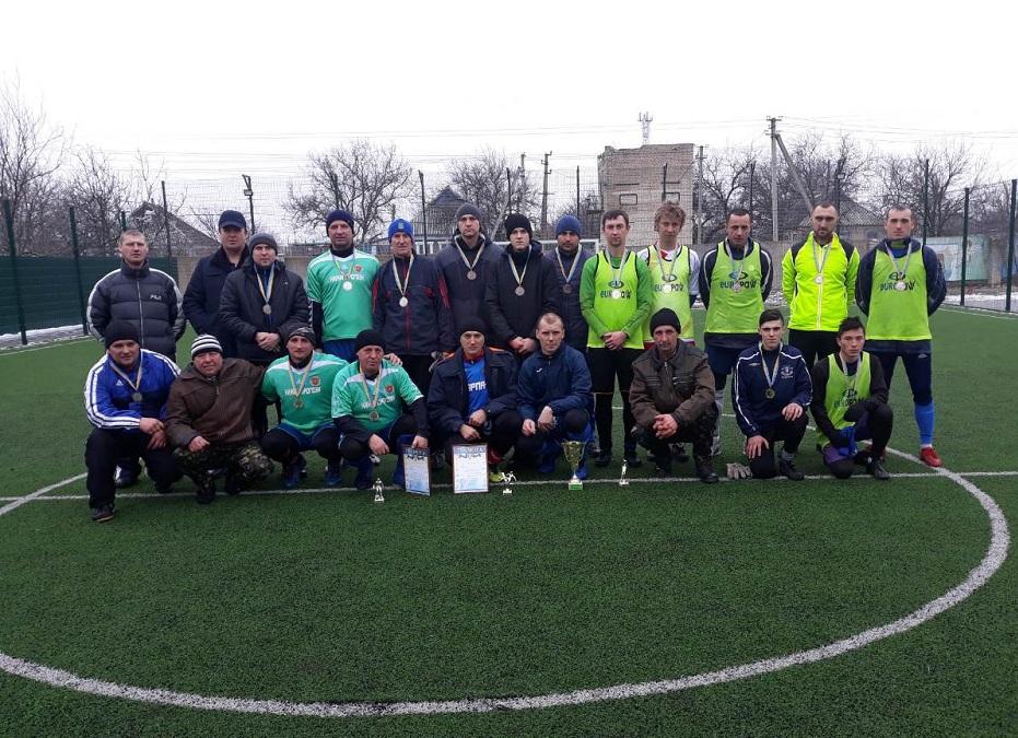 Турнір з футзалу пам'яті Юрія Бугаєнка в Нижніх Сірогозах