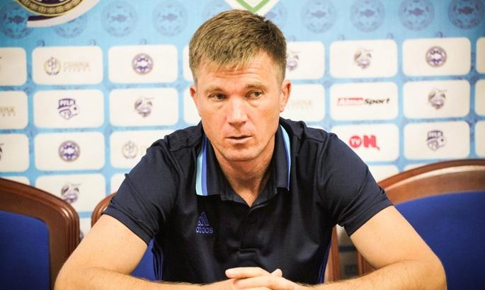 Максимов: Динамо еще очень молодая команда