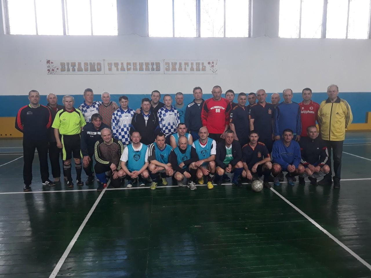 Традиційний міський міжрайонний турнір з футзалу пам'яті футболістів Каховщини