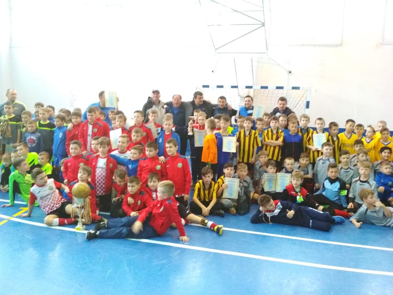 Відкритий чемпіонат з футзалу м.Гола Пристань еред команд юнаків 2009/2010 р.н. U-10