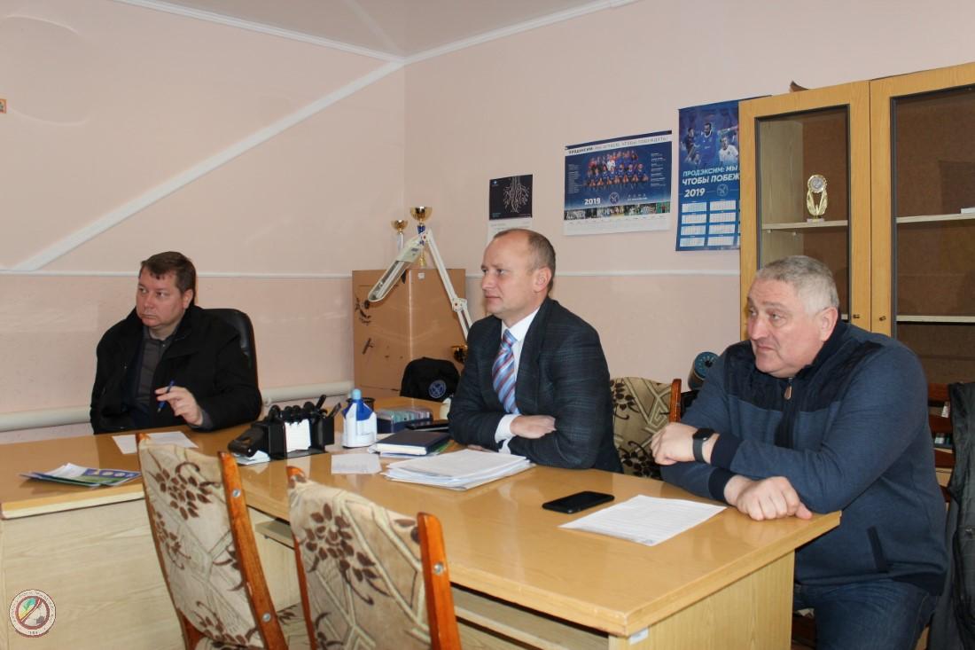 23 березня відбудеться зібрання учасників Кубку та Чемпіонату області!