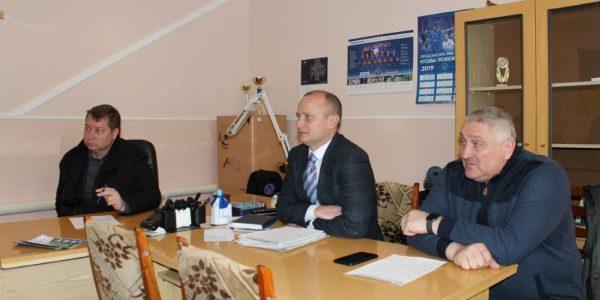 Відбулось засідання виконкому ХОФФ