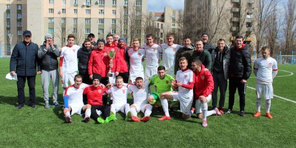 "СК ""Каховка"" Володар Суперкубка 2019 року"