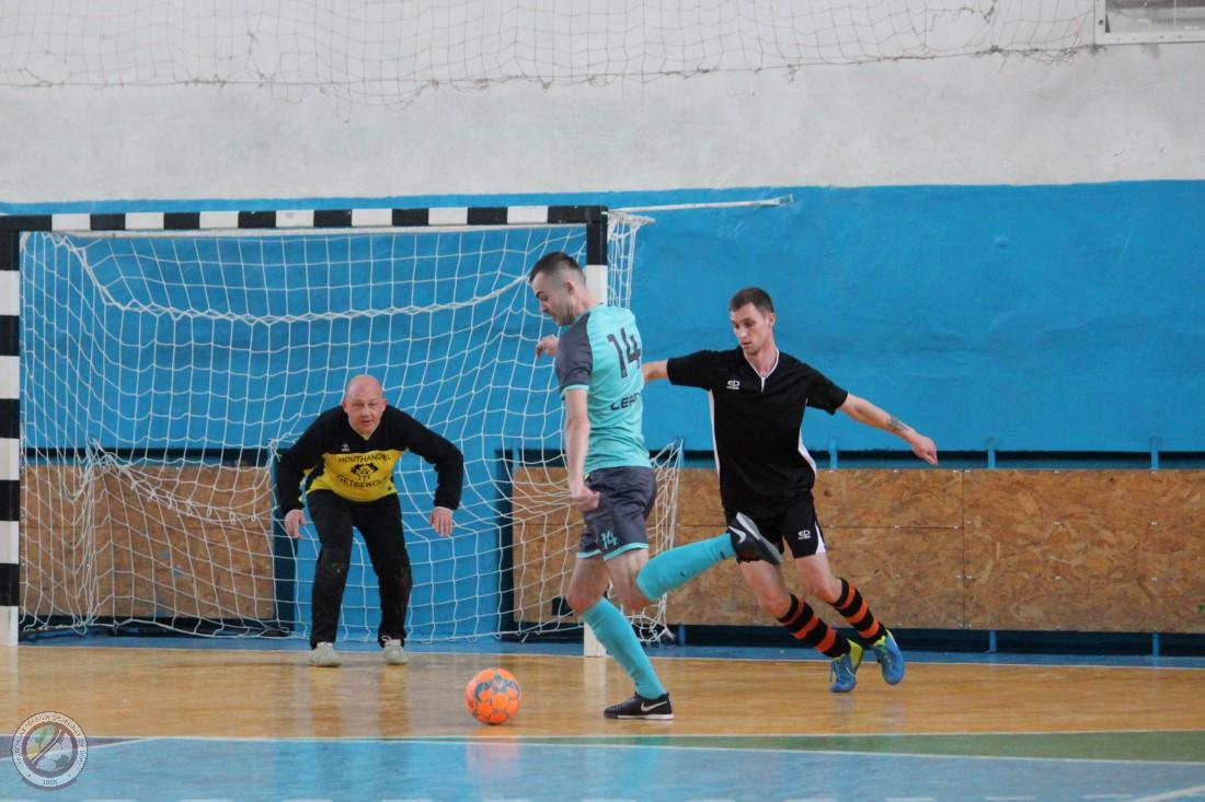 Состоялись очередные матчи по футзалу открытого чемпионата АФХО