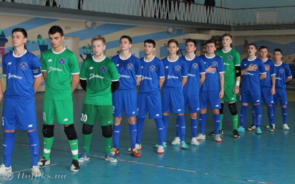 Futsal Open Cup Olimpia+. Продэксим-2 на турнире в Днепре финишировал четвертым