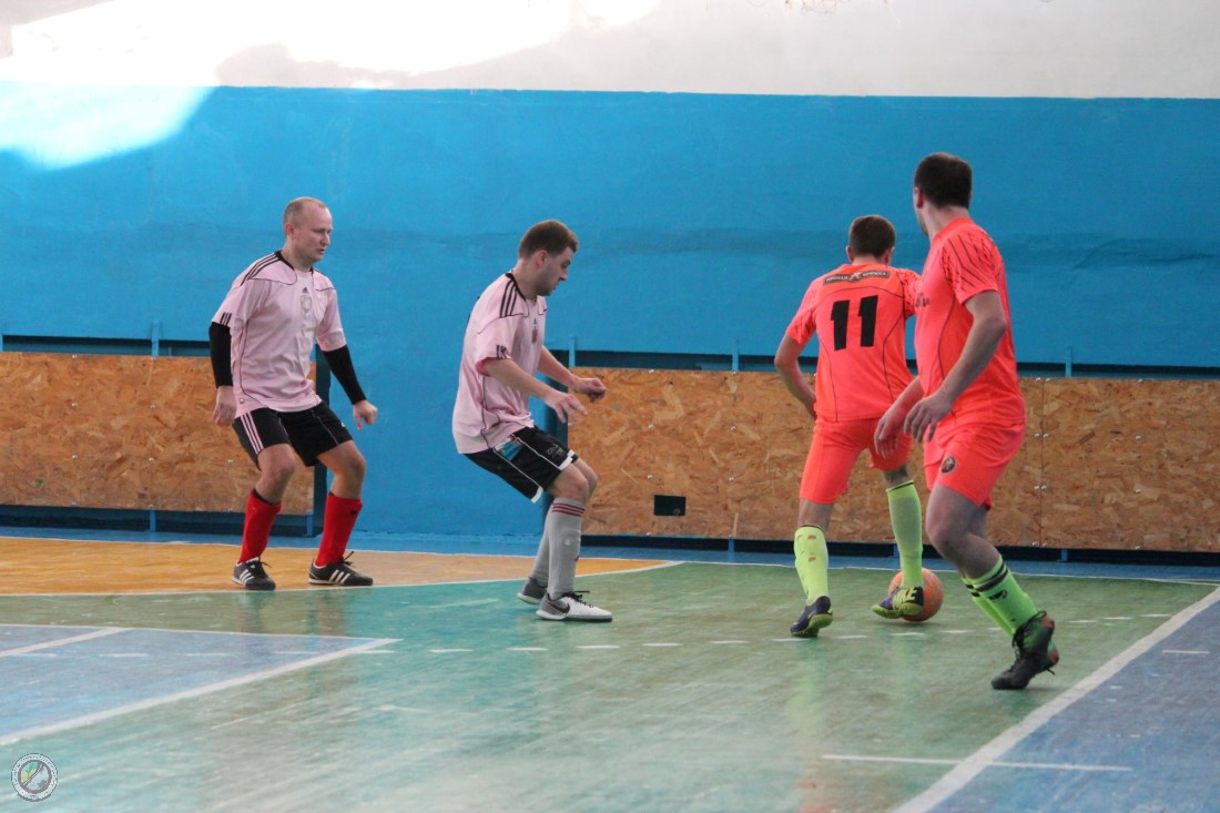 Футзал: Матчи 2-3 марта открытого чемпионата АФХО
