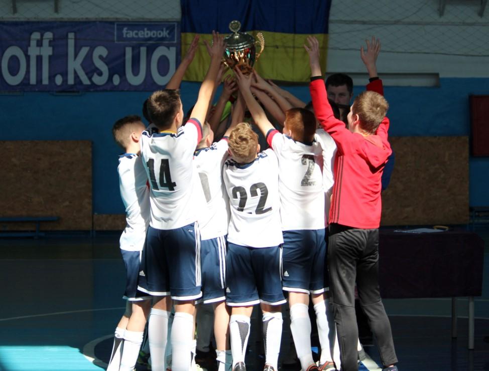 Чемпіонат України U-13. Підсумки турніру