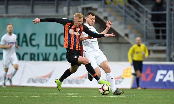Коваленко восстановился после травмы и будет готов сыграть в матче с Динамо