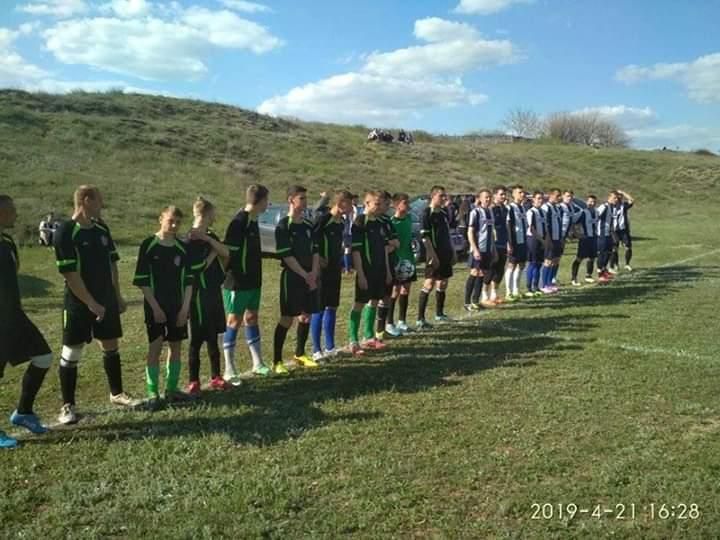 Білозерська футбольна ліга. 2 тур.