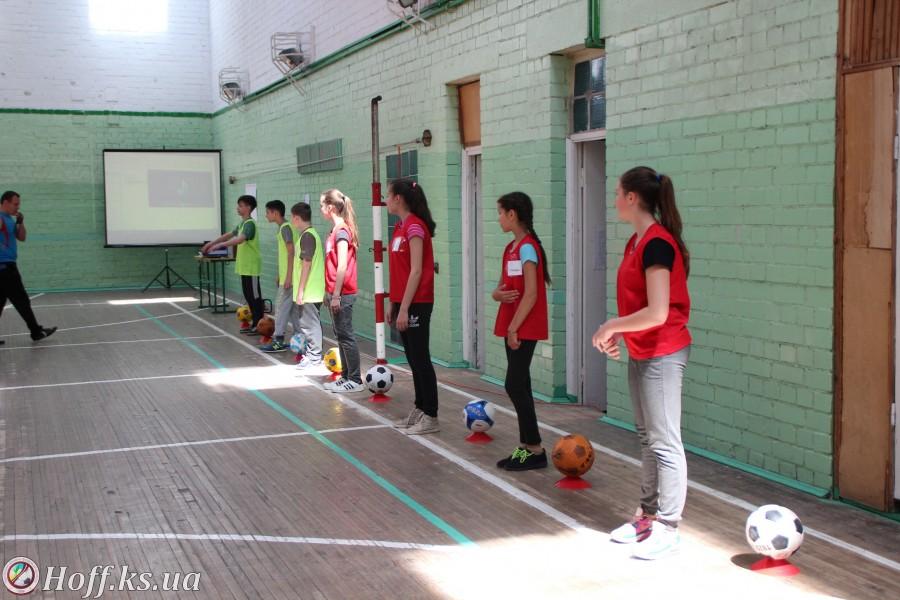 14 та 15 травня у ЗОШ №45 м. Херсону відбудеться ІІ  етап Всеукраїнського конкурсу на кращий інноваційний урок фізичної культури та урок фізичної культури з елементами футболу