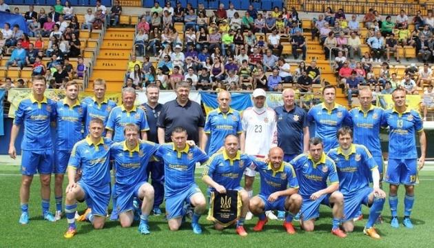 Юрій Максимов зіграє за ветеранську збірну України на Турнірі солідарності в Мадриді