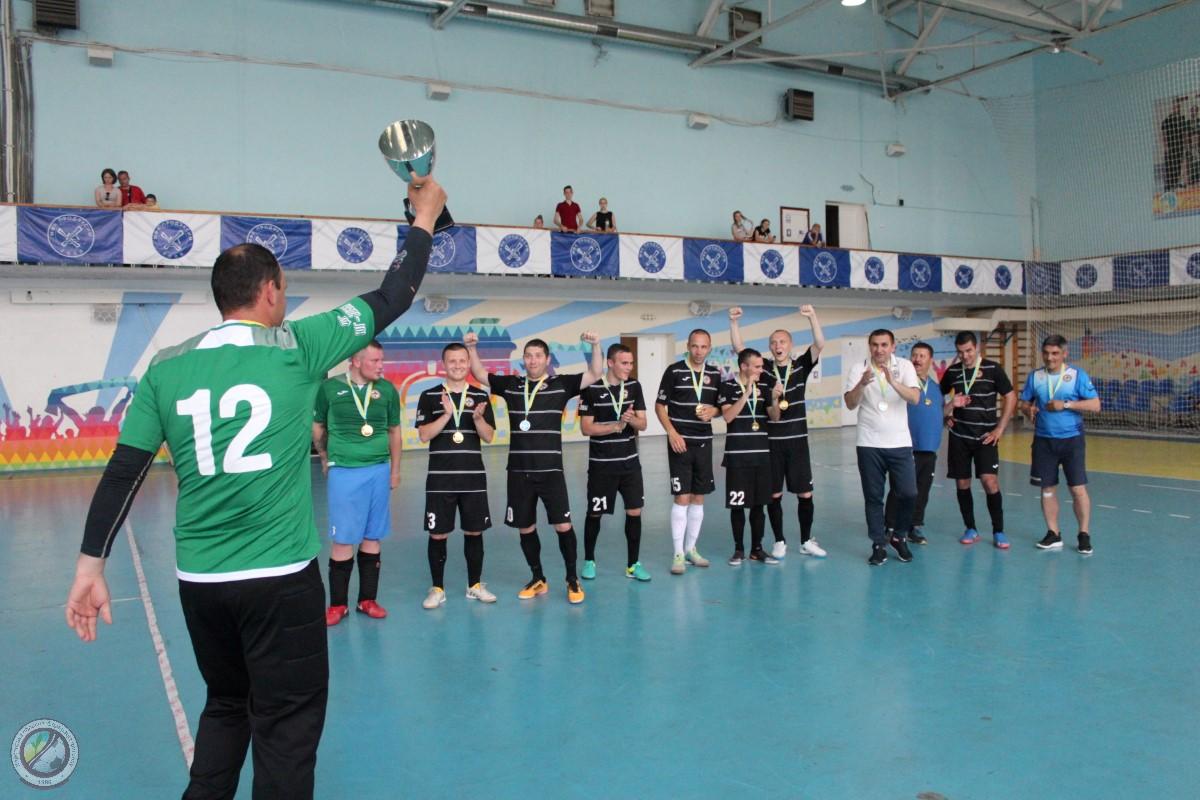 Состоялись финальные матчи Кубка МФК «Продэксим» 2019 года