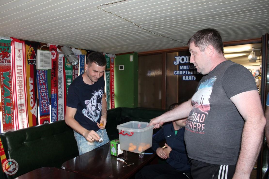 Жеребьевка 2-го тура Кубка «Александр Шанц» 2019