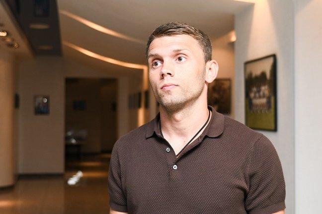 Александр Караваев: «Подкупило, что Александр Хацкевич лично выразил заинтересованность во мне»