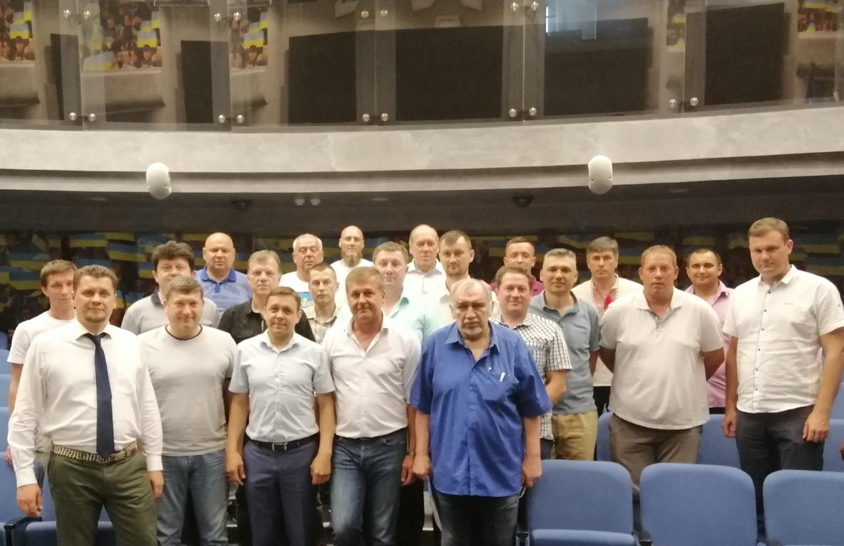 Відбулося засідання Виконкому Асоціації футзалу України
