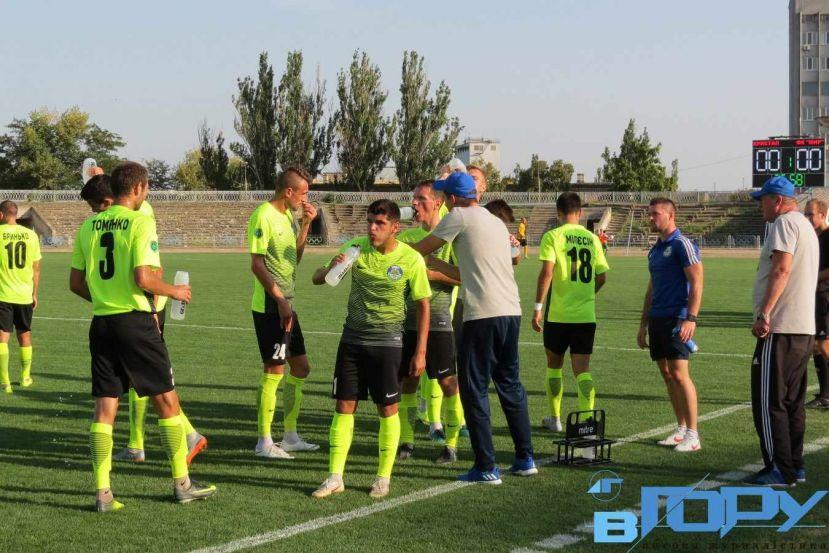 Куда разбежались футболисты горностаевского «Мира»?