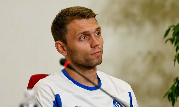 Караваев: Я понимаю, в какой клуб пришел и какую эмблему защищаю