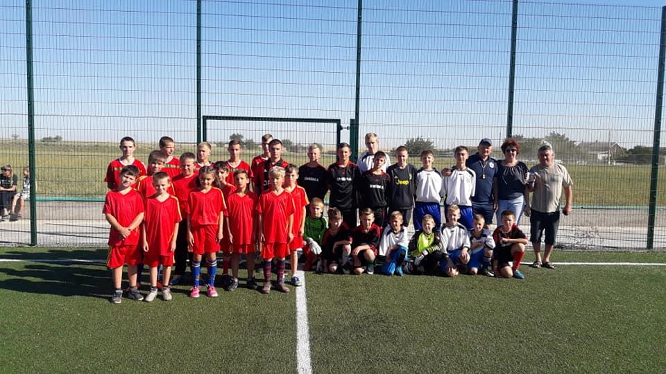 В селі Милове, Бериславського району, пройшов щорічний, дитячий турнір з міні-футболу, присвячений пам'яті Панченко Сергія