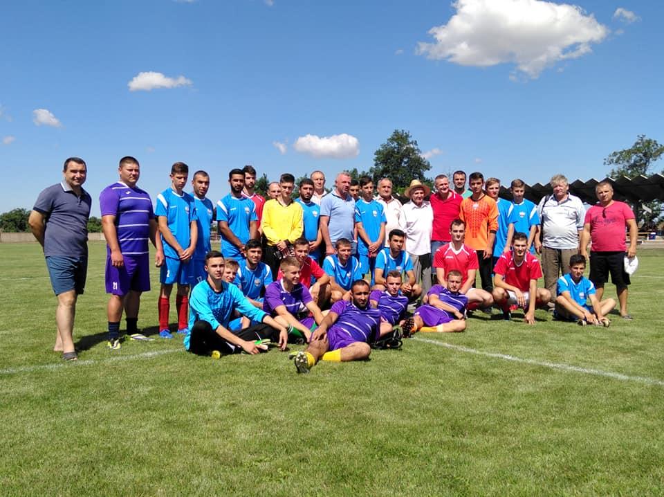 30 червня на стадіоні Вікторія с. Чулаківка, Голопристанською районною федерацією проведено турнір до Дня Молоді.