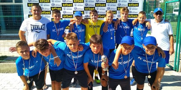 """Юнацька команда ФК """"Гопри"""" U-13 провела оздоровчі навчально-тренувальні в Болгарії."""