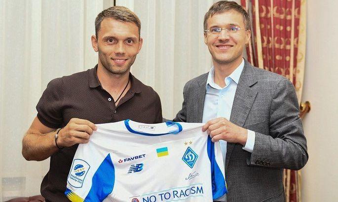 Леоненко приветствует трансфер Караваева в Динамо