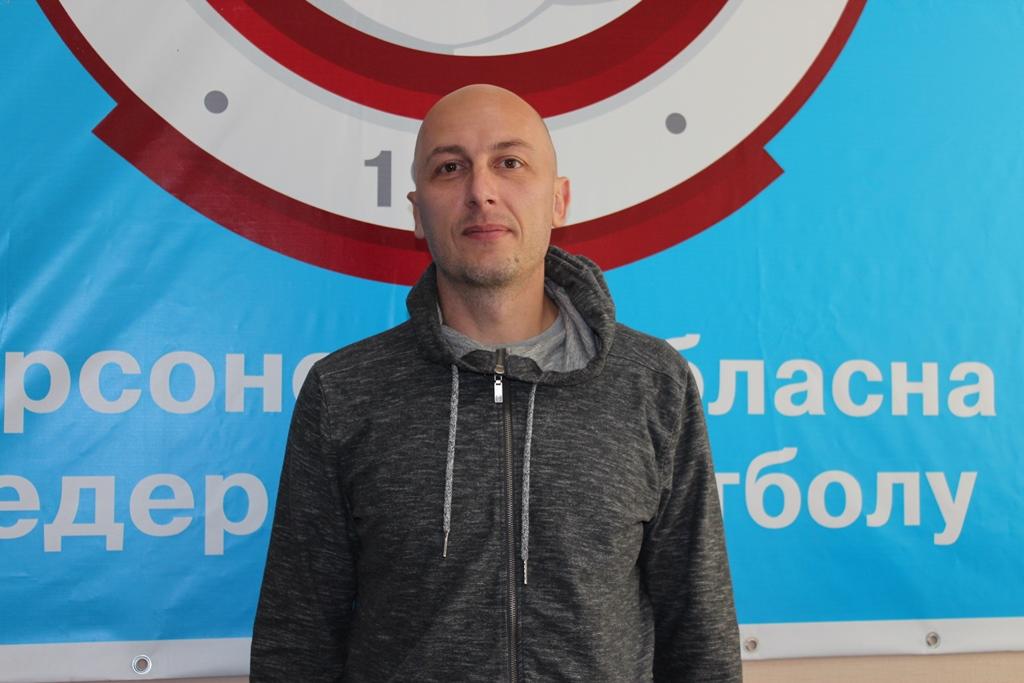 Володимир Володін отримав призначення на матч кваліфікації Ліги Європи