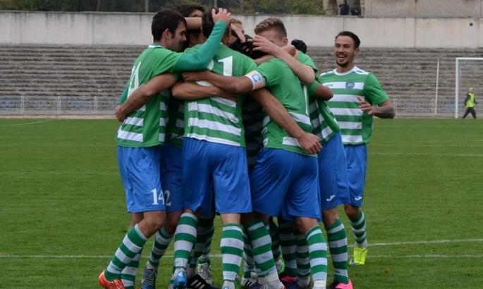 Энергия разгромила Черноморец-2, Кристалл обыграл Горняк и другие результаты Второй лиги в группе Б
